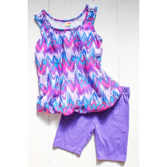 975e01c33 healthtex Matching Sets | 3 For 28 Toddler Girls Tank And Shorts Set ...